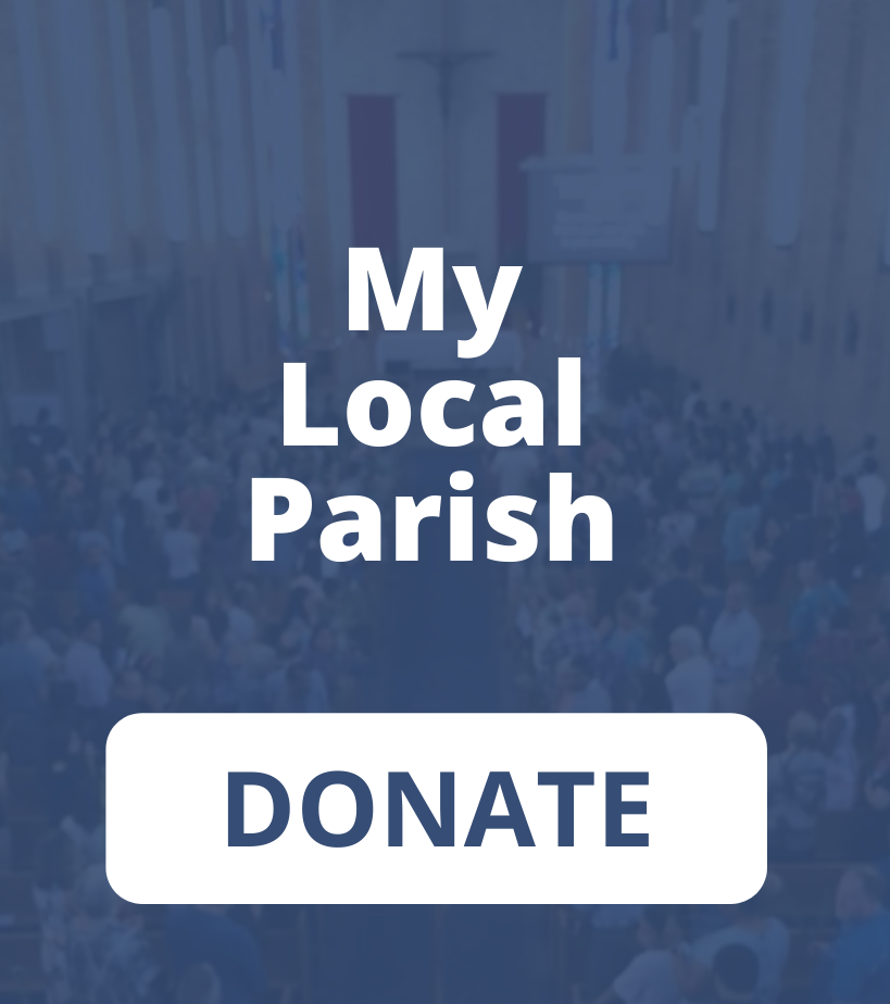 CAS App Panels - My Local Parish