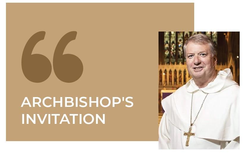 Archbishops Invitation